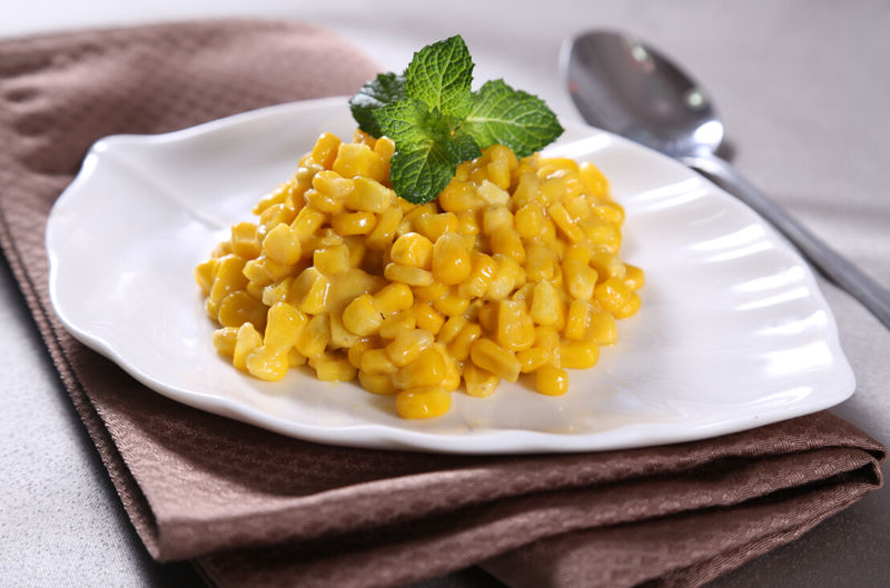 咸香黄金玉米粒--自动烹饪锅食谱