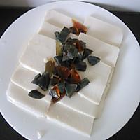 皮蛋豆腐的做法图解5