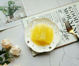 #父亲节,给老爸做道菜#橙汁冬瓜条的做法