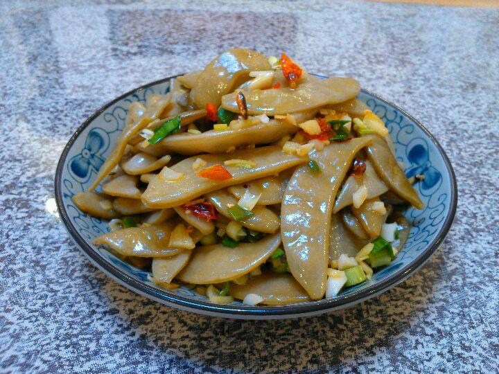 扁豆的腌制方法图解