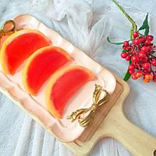 #精品菜谱挑战赛#原汁原味的西柚果冻