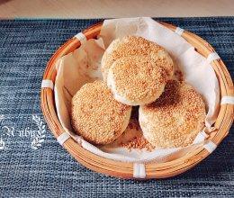 烧饼还在买着吃?在家用平底锅就能做椒盐烧饼#美食新势力#的做法