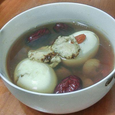 补气血甜汤(可以当早餐)