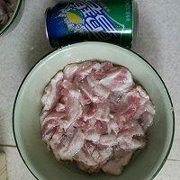 平底锅版韩式烤肉的做法图解1