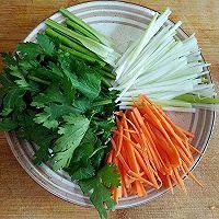 凉拌豆腐皮――下酒下饭都好吃的做法图解4