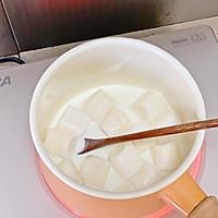 #快手又营养,我家的冬日必备菜品#棉花糖布丁的做法图解3