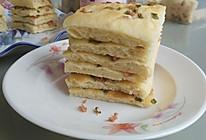 火腿肠葱花面包片的做法