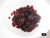 栗蓉蔓越莓冰皮月饼的做法图解9