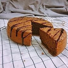 巧克力戚风蛋糕(电饭锅版)