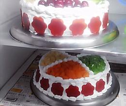 双胞胎蛋糕的做法