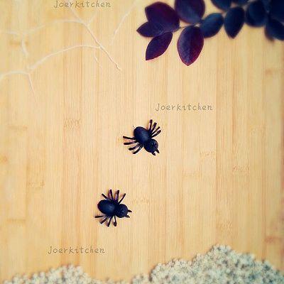 黑蜘蛛——万圣节篇