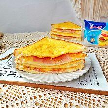 营养早餐【芝士培根吐司】