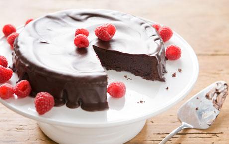 无面粉巧克力蛋糕的做法
