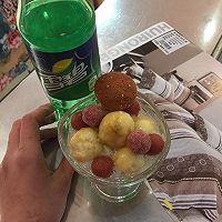 宋茜推荐的自制韩国夏日冷饮的做法图解2