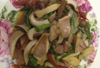 川味泡椒鲜鱿鱼的做法