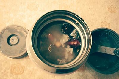 【焖烧杯】银耳红枣粥