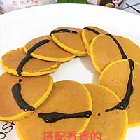南瓜小松饼的做法图解8