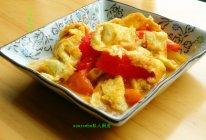 西红柿炒蛋(电磁炉无烟版)#全民赛西红柿炒蛋#的做法