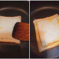 大龄文艺女青年的早餐:10分钟三明治 的做法图解4