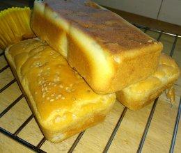 宝宝 香蕉蛋糕(低糖)的做法