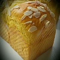 南瓜杏仁片土司——手撕包的做法图解14