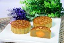 【中秋少不得,传统的蛋黄莲蓉月饼】这种月饼,最能代表中秋节!的做法