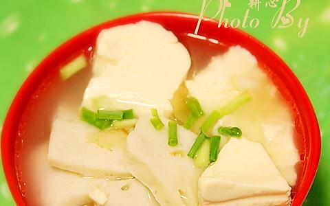 鱼饼豆腐汤的做法