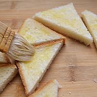 #北岛山谷蜂蜜#香脆蜂蜜烤面包的做法图解4
