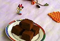 松露巧克力月饼#安佳烘焙学院#的做法