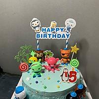 巧克力生日蛋糕(8寸)的做法图解8