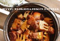 铁锅炖肉焖冬笋 --- 无肉使人瘦、无竹令人俗的做法