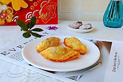 新年待客茶点 | 柿饼酥