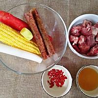 山药玉米排骨汤的做法图解1