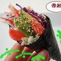 蔬菜手卷的做法图解2