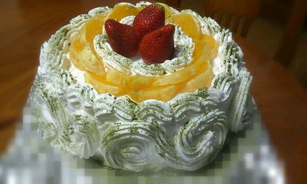 【装饰蛋糕】水果奶油蛋糕的做法