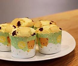 #馅儿料美食,哪种最好吃#葡萄干纸杯蛋糕的做法