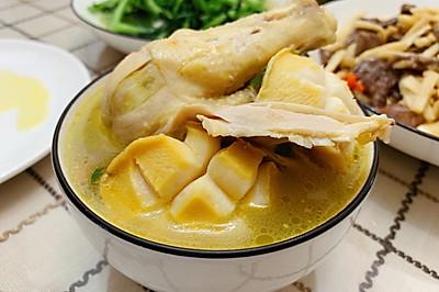 营养鲍鱼鸡汤