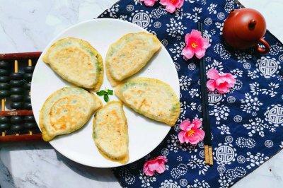 #精品菜谱挑战赛#春天的味道:韭菜盒子