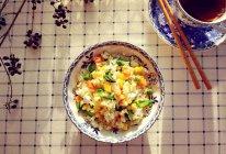 芦笋咸蛋炒饭#美的早安豆浆机#的做法