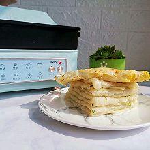 十分钟快手早餐葱香鸡蛋饼