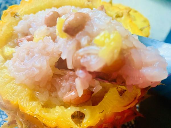 菠萝(凤梨)糯米饭