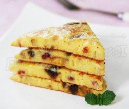 酸奶玉米饼的做法