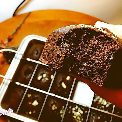 巧克力酱布朗尼蛋糕