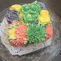 裱花蛋糕之奶酪霜的做法图解9