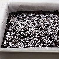 经典巧克力布朗尼#美的烤箱菜谱#的做法图解12