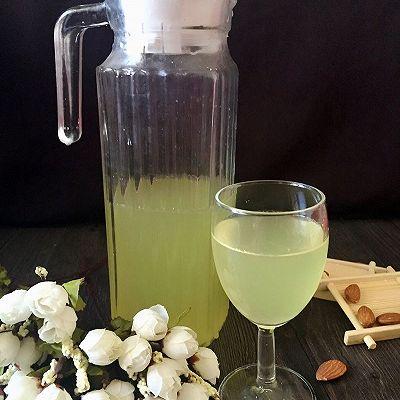 鲜榨甘蔗汁(豆浆机食谱)