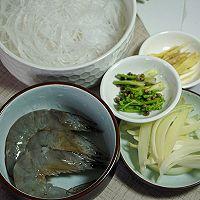 泰式虾蒸粉丝 | Khong Aob Woonsen的做法图解1