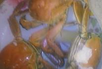 鲜美河蟹的做法