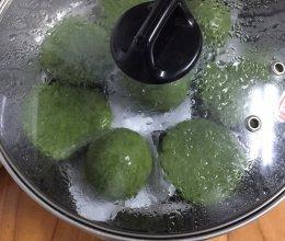 客家清明板  +  网红蛋黄肉松青团的做法