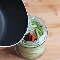 【自制酸豆角】——泡制下饭神料的做法图解8